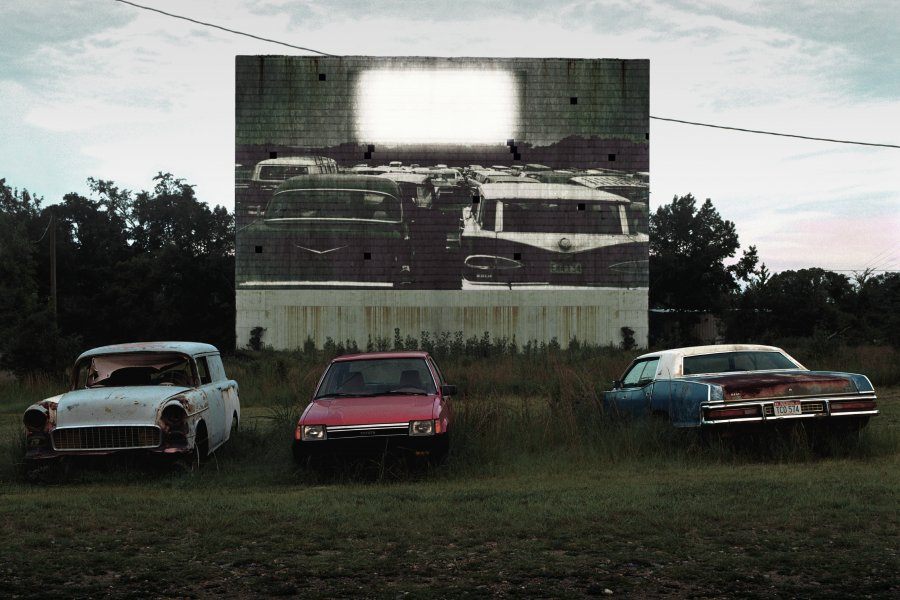 Drive In Theater, from Drive In Theater, 1997