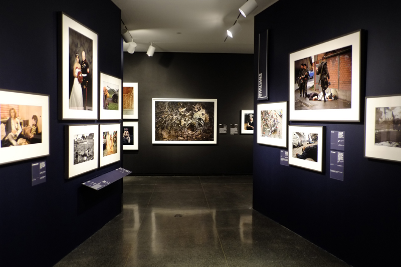 War/Photography: Photographs of Armed Conflict and its Aftermath. Curated by Anne Tucker, Brooklyn Museum, 2013,